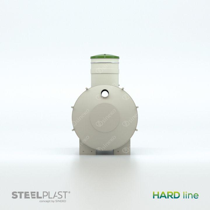 Septik NAUTILUS® 5 HARD line - do sucha