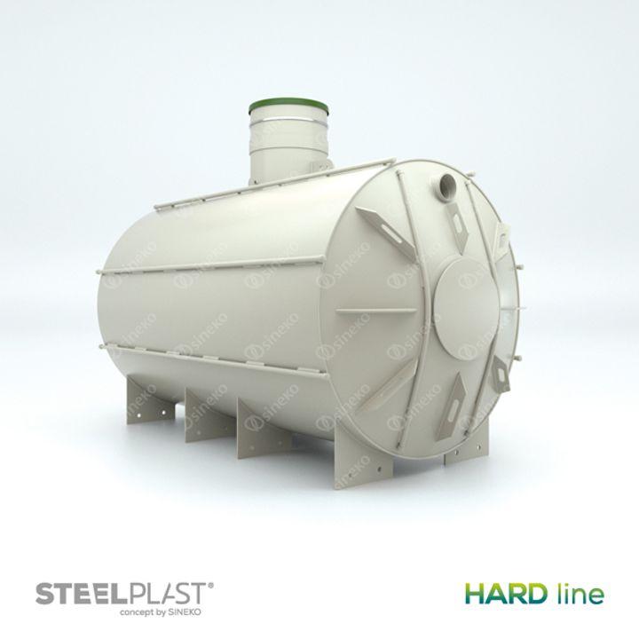 Žumpa NAUTILUS® 9 HARD line - do sucha