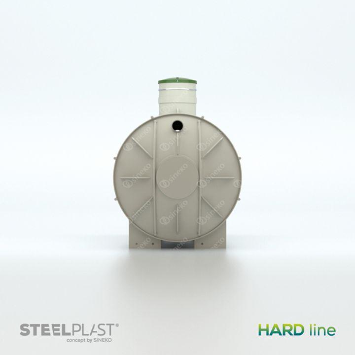Žumpa NAUTILUS® 12HARD line - do sucha