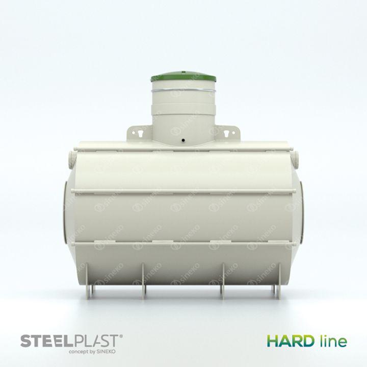 Nádrž NAUTILUS® 3 HARD line - do sucha
